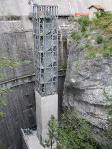 Costruzione scale in altezza elevata