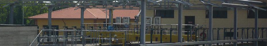 Realizzazioni di capannoni completi di copertura Montec Srl carpenteria metallica e costruzioni 8