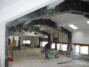 Strutture metalliche settore edilizia
