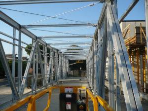Costruzione e montaggio ponte Intertaba